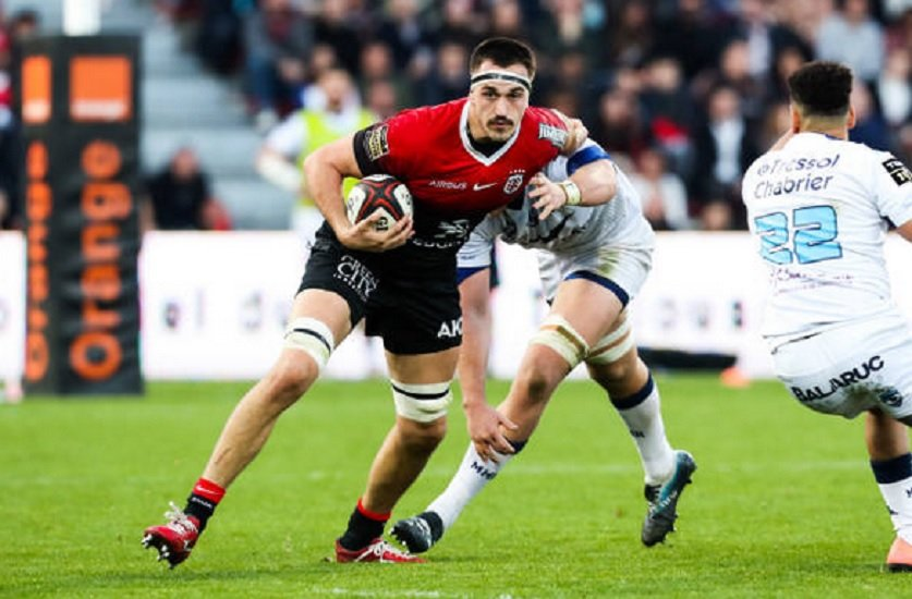 montpellier florian verhaeghe absent plusieurs mois rugby france xv de départ 15