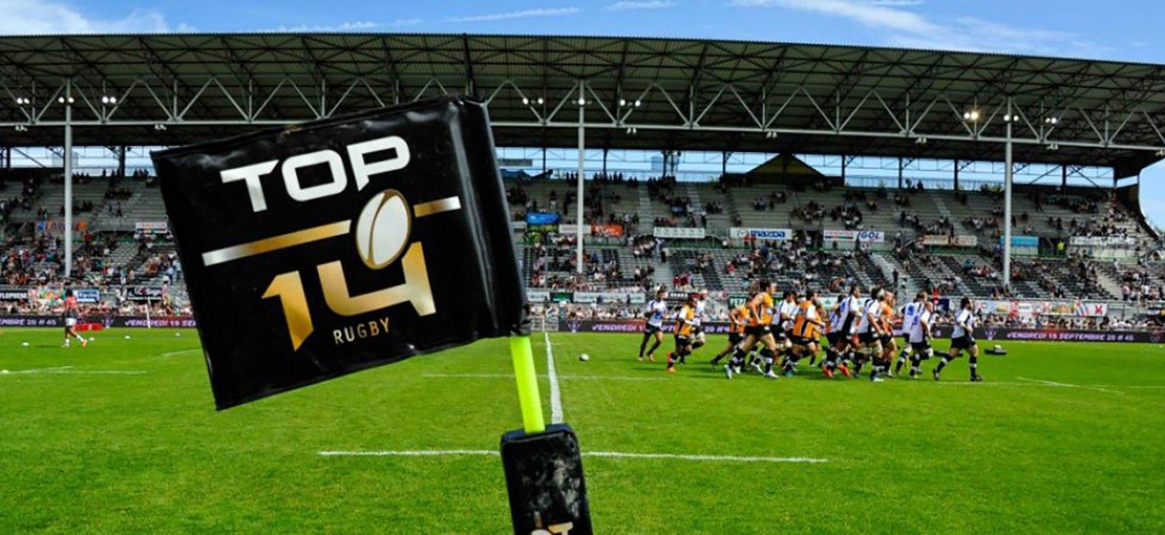 top 14 deux matches décalés rugby france xv de départ 15