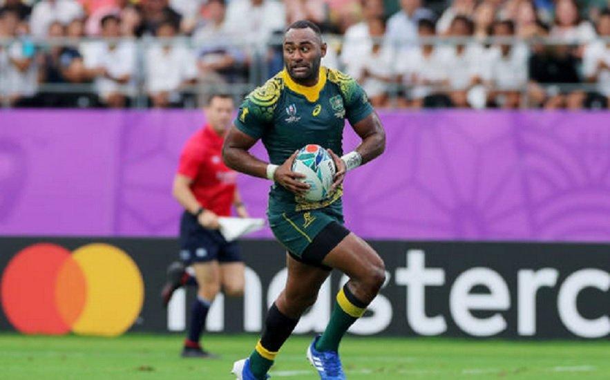 transfert kuridrani rejoint la force rugby france xv de départ 15